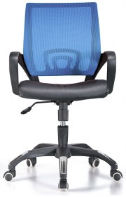 AERO Blue Sydney office Furniture Chair