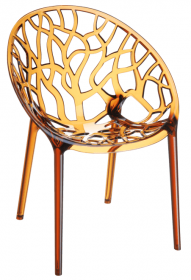 Cafe Orange Chair Designer