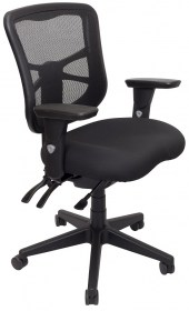 DAM Mesh Ergonomic 150 KG Rated Sydney Office Furniture