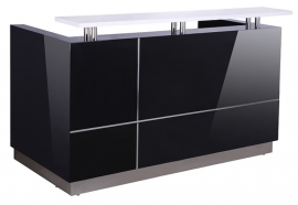 Hugo Black Sydney Melbourne Brisbane Reception Desk Counter
