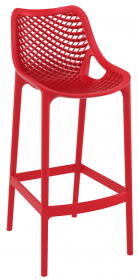 RED TREND Bar Stool