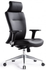 ROYCE Executive High Back Chair With Headrest