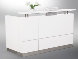 Ruby Reception Counter Desk