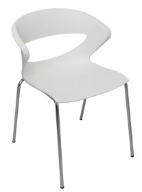 Taurus chair white5