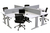 Pronto Four Way Workstation_product_product_product