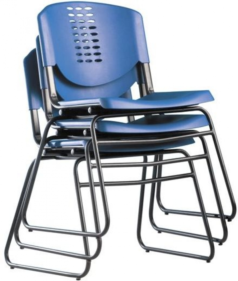 Zen Skid Stacker Chair