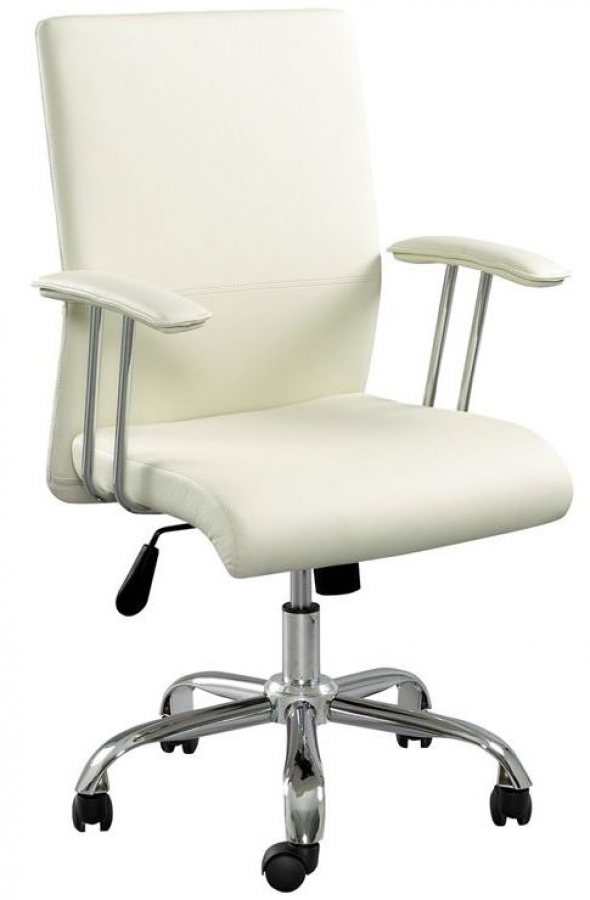 Classic Boardroom Chair (White)