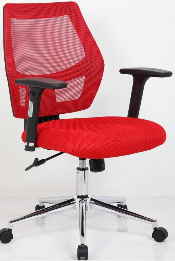 Spice Mesh Chair (RED)