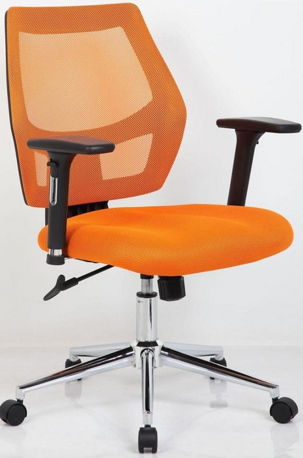 Spice Mesh Chair (ORANGE)