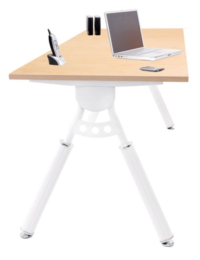 Slimline Straight Desk