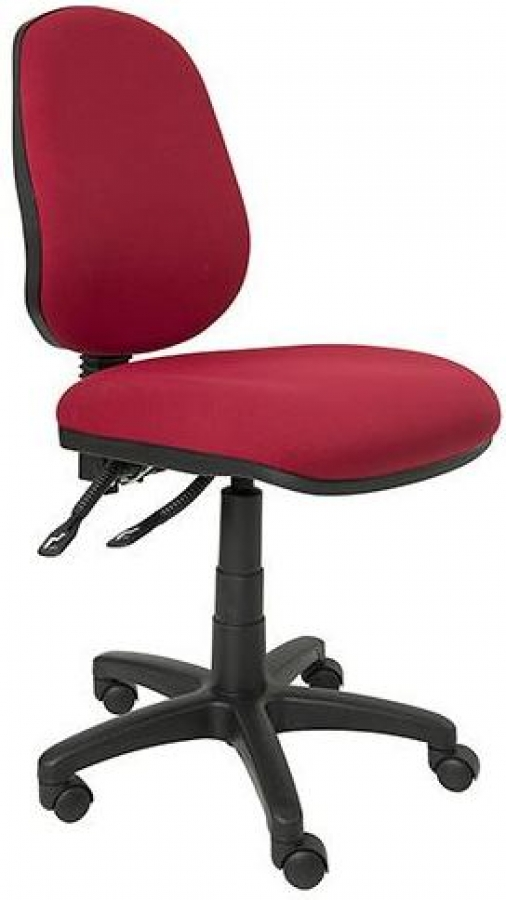 Picasso Typist Chair (Red)
